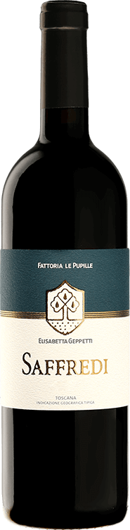 Fattoria Le Pupille : Saffredi 2018
