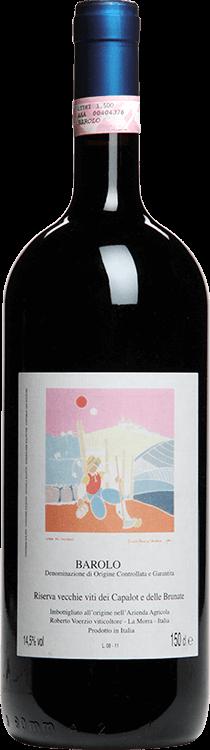 Roberto Voerzio : Riserva vecchie viti dei Capalot e delle Brunate 2009