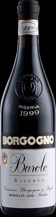 Borgogno : Riserva 1999