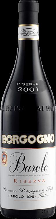 Borgogno : Riserva 2001