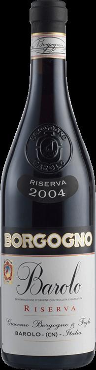 Borgogno : Riserva 2004