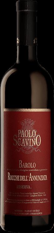 Paolo Scavino : Rocche dell Annunziata Riserva 2007