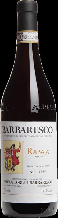 Produttori del Barbaresco : Rabaja Riserva 2016