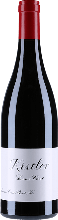 Kistler Vineyards : Pinot Noir Sonoma Coast 2018