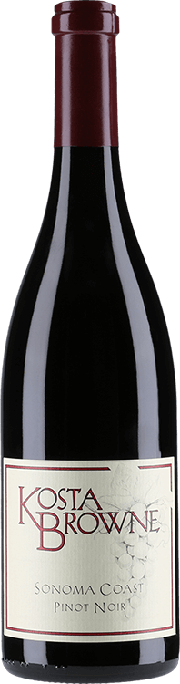 Kosta Browne Winery : Sonoma Coast Pinot Noir 2017