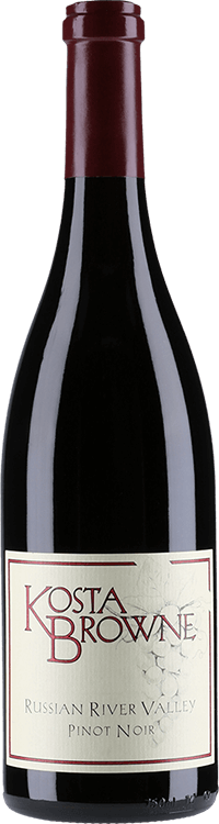 Kosta Browne Winery : Russian River Valley Pinot Noir 2017
