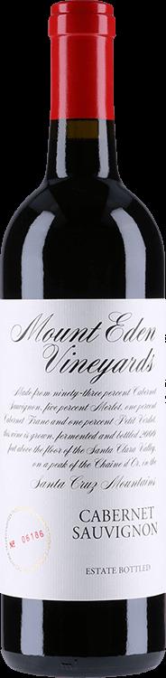 Mount Eden Vineyards : Estate Cabernet Sauvignon 2015