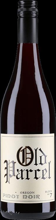 Old Parcel : Block 7 Pinot Noir 2018