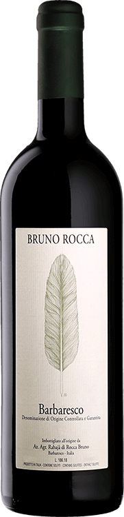 Bruno Rocca : Barbaresco 2017