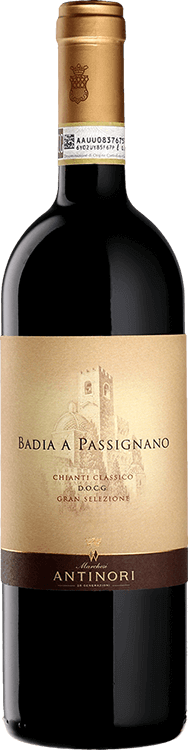 Antinori - Badia a Passignano : Chianti Classico Gran Selezione 2016
