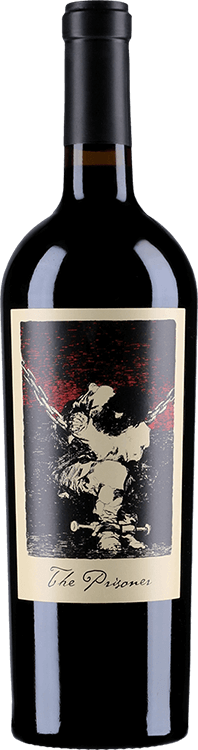 The Prisoner Wine Company : The Prisoner 2018