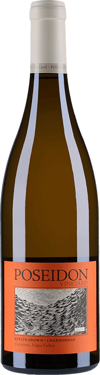 Poseidon Vineyard : Estate Chardonnay 2017