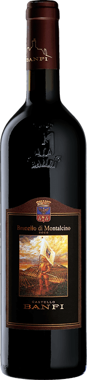Castello Banfi : Brunello di Montalcino 2016