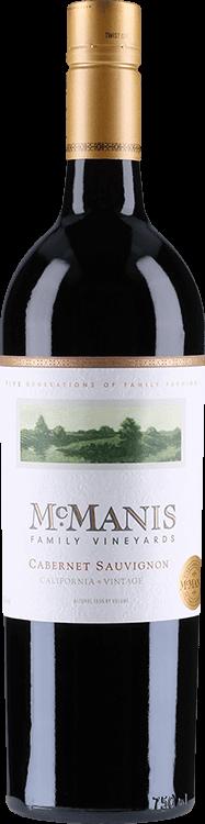 McManis Family Vineyards : Cabernet Sauvignon 2018