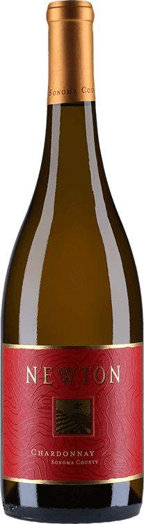 Newton Vineyard : Skyside Red Label Chardonnay 2017