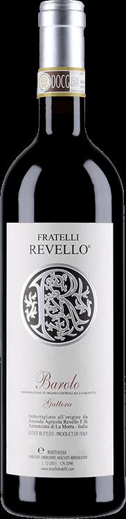 Fratelli Revello : Barolo Vigna Gattera 2016