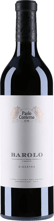 Paolo Conterno : Barolo Ginestra 2015