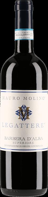 Mauro Molino : Barbera d'Alba Superiore Le Gattere 2012