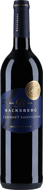 Backsberg : Cabernet Sauvignon 2017