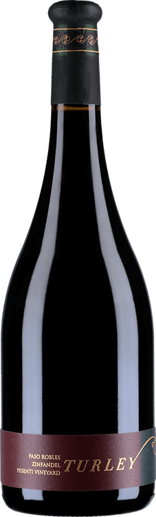 Turley Wine Cellars : Pesenti Vineyard Zinfandel 2018