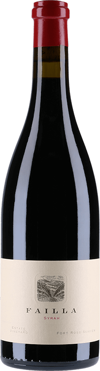 Failla : Fort Ross-Seaview Estate Vineyard Syrah 2017