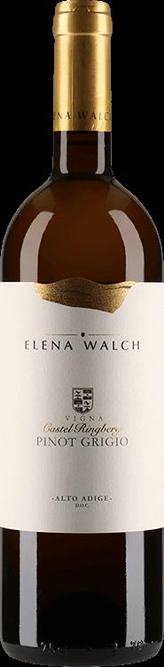 """Elena Walch : Pinot Grigio """"Castel Ringberg"""" 2019"""