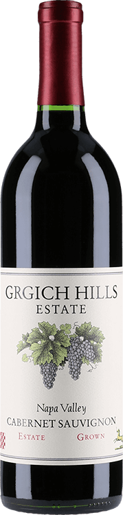 Grgich Hills Estate : Cabernet Sauvignon 2015