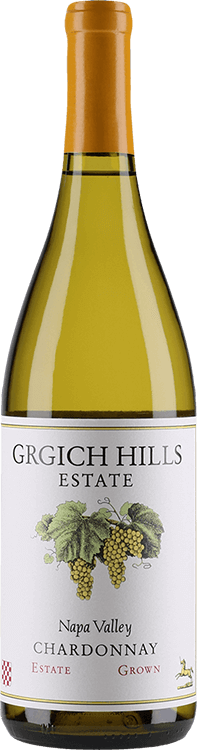 Grgich Hills Estate : Chardonnay 2018