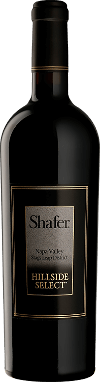 Shafer Vineyards : Hillside Select Cabernet Sauvignon 2015