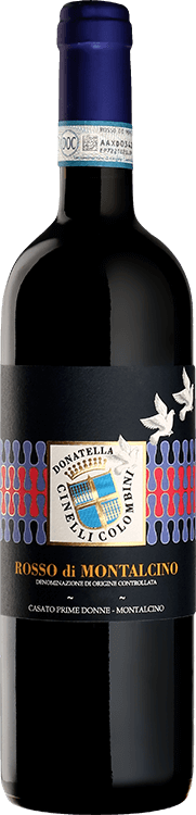 Donatella Cinelli Colombini : Casato Prime Donne Rosso di Montalcino 2016