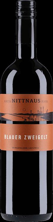 Anita Nittnaus Hans : Blauer Zweigelt 2015