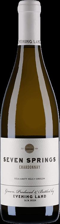 Evening Land Vineyards : Seven Springs Chardonnay White Label 2017