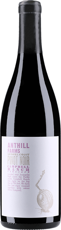 Anthill Farms : Campbell Ranch Vineyard Pinot Noir 2016
