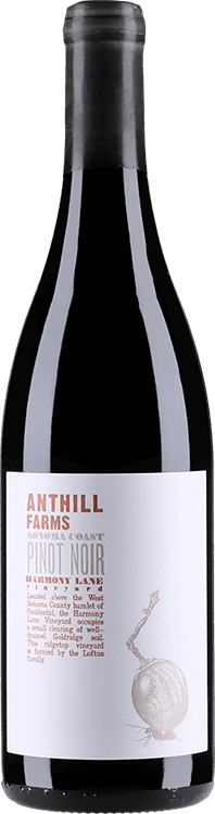 Anthill Farms : Harmony Lane Vineyard Pinot Noir 2017