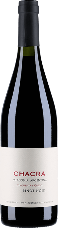 Chacra : Cincuenta y Cinco Pinot Noir 2019