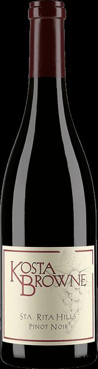 Kosta Browne Winery : Sta Rita Hills Pinot Noir 2017