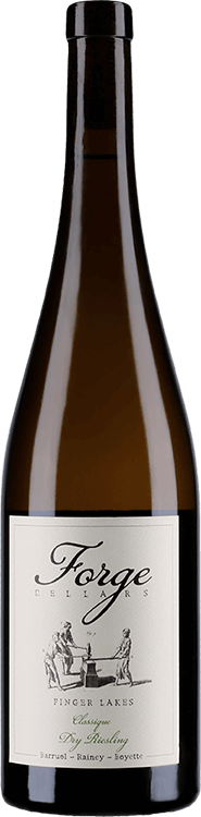 Forge Cellars : Riesling Classique 2018