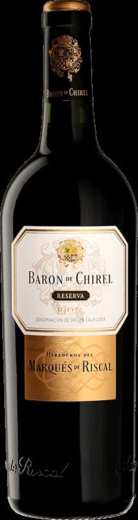 Marqués de Riscal : Barón de Chirel 2015