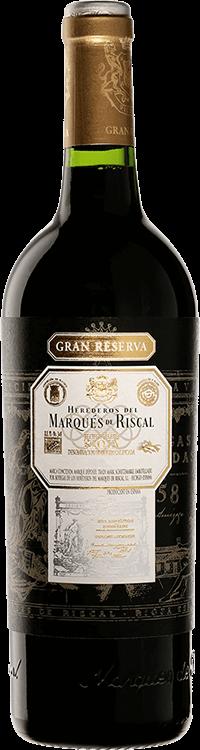 Marqués de Riscal : Gran Reserva 2014