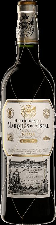 Marqués de Riscal : Reserva 2014