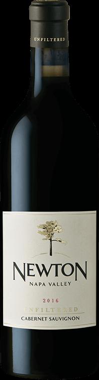 Newton Vineyard : Unfiltered Cabernet Sauvignon 2016