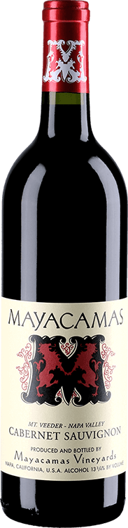 Mayacamas Vineyards : Cabernet Sauvignon 2015