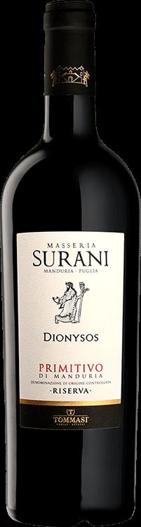 Masseria Surani : Dionysos Riserva 2015