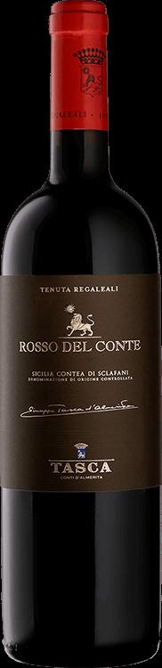 Tasca Conti d'Almerita - Tenuta Regaleali : Rosso del Conte 2015