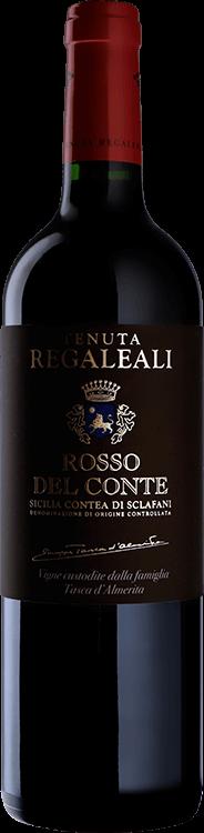 Tasca Conti d'Almerita - Tenuta Regaleali : Rosso del Conte 2016