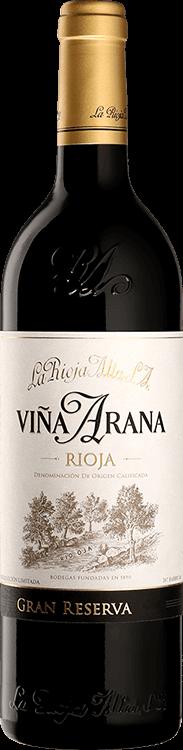 La Rioja Alta : Vina Arana Gran Reserva 2012