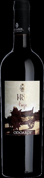 Odoardi : 1480 L'Inizio Vino Rosso 2015