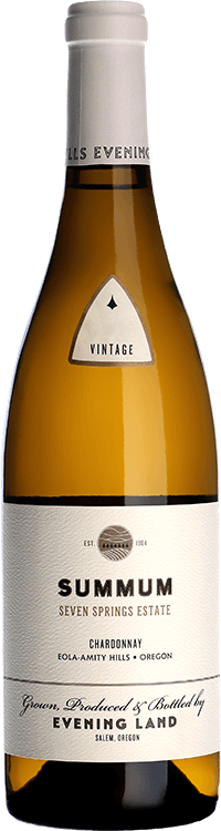 "Evening Land Vineyards : Seven Springs ""Summum"" Chardonnay 2017"