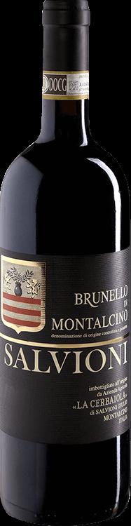 Salvioni La Cerbaiola : Brunello di Montalcino 2016