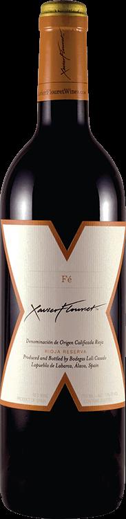 Xavier Flouret : Fe Reserva 2012